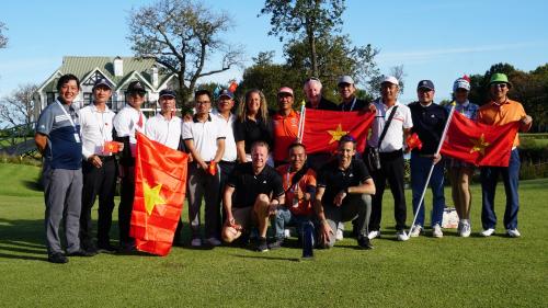Đoàn Golf Volvo Car Vietnam trong giải Volvo World Challenge 2019 tại Nam Phi (25.03 – 28.03.2019)