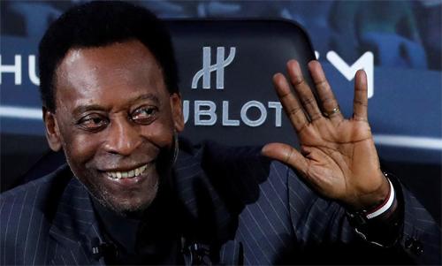 Ở tuổi 78, Pele vẫn minh mẫn và thường xuyên đưa ra những nhận định về bóng đá.