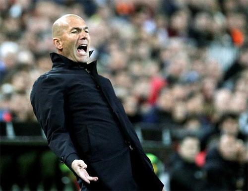 Zidane chưa thể đem lại phép màu với đội hình hiện tại và cần sự bổ sung.
