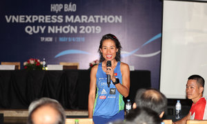 Các runner hàng đầu Việt Nam chờ đợi thách thức ở VnExpress Marathon