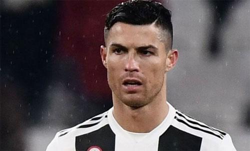 Ronaldo gần như đã sẵn sàng cho tứ kết Champions League. Ảnh: Reuters