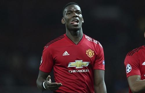 Tin đồn Pogba rời Man Utd trong hè 2019 ngày càng xuất hiện nhiều. Ảnh: AP.