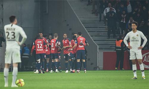 Bị nhì bảng Lille hạ nhục là kết quả mà ít ai nghĩ tới khi PSg hành quân đến sân Pierre Mauroy.