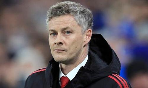 Solskjaer đối mặt thực tại khi Man Utd trình diễn phong độ yếu kém như hồi đầu mùa. Ảnh: AFP.