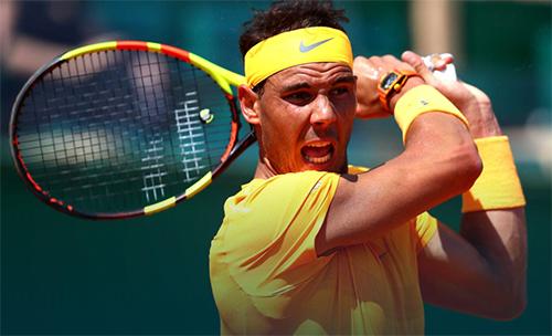 Nadal xuất trận ở Monte Carlo hôm nay - ảnh 1