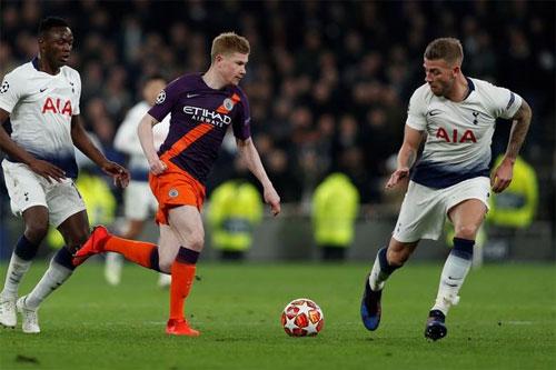 Man City - Tottenham: Thách thức cực độ - ảnh 1