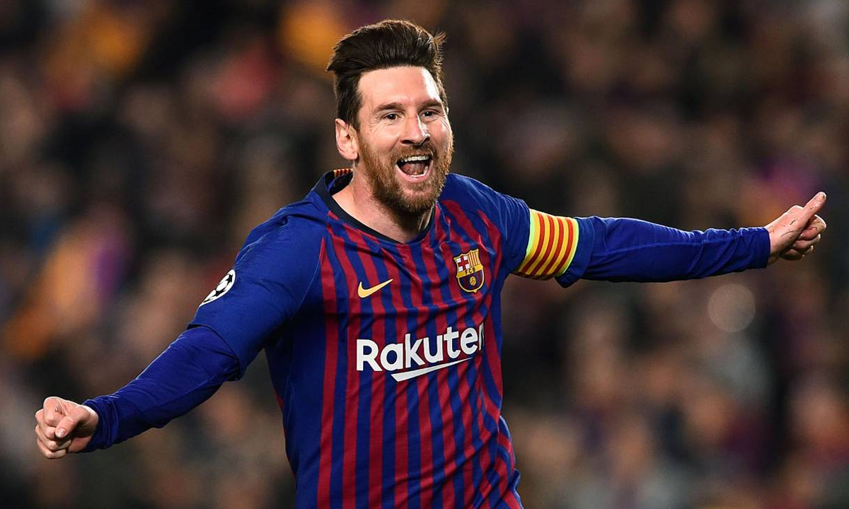 Solskjaer: ''Messi và Barca ở đẳng cấp cao hơn hẳn Man Utd''
