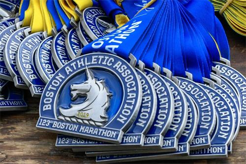 Boston Marathon là giải chạy danh giá mà mọi runner đều ao ước được ít nhất một lần tranh tài trong đời.