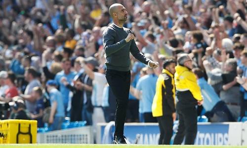 Man City rửa hận Tottenham khi trở lại Ngoại hạng Anh - ảnh 5