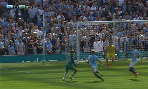 Man City rửa hận Tottenham khi trở lại Ngoại hạng Anh - ảnh 4