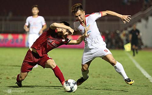 TP HCM tiếp tục giữ đỉnh bảng V-League 2019 - ảnh 2