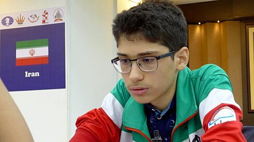 Tài năng trẻ Iran bỏ cuộc vì bị xếp đấu kỳ thủ Israel - ảnh 1