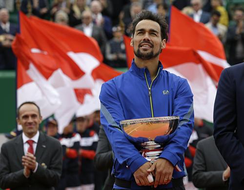 Fognini vô địch Monte Carlo 2019 - ảnh 3