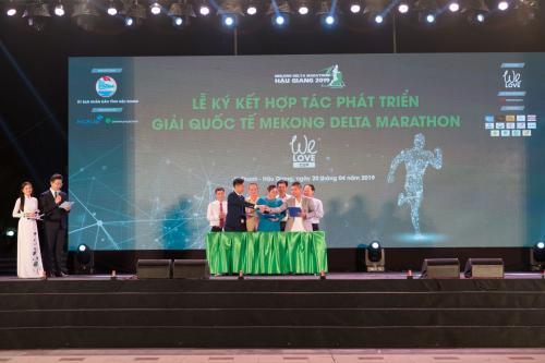 Toàn cảnh Mekong Delta Marathon Hậu Giang 2019 – We Love Cup - 7