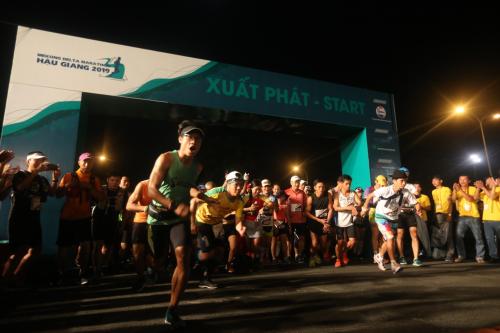 Toàn cảnh Mekong Delta Marathon Hậu Giang 2019 – We Love Cup