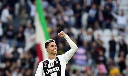 Ronaldo đánh giá chức vô địch Serie A khó giành được hơn La Liga và Ngoại hạng Anh. Ảnh: Reuters.