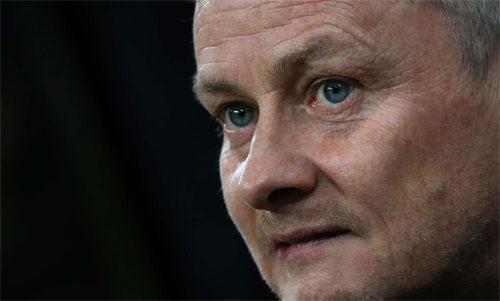 Man Utd của Solskjaer đang chìm trong khủng hoảng. Ảnh: Reuters