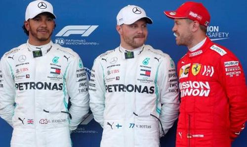 Bottas giành pole ở GP Azerbaijan - ảnh 1