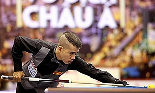 Quyết Chiến đang là niềm tự hào làng billiards Việt Nam. Ảnh: VnZoom.