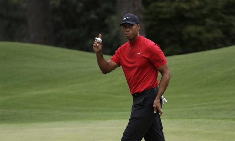 Tiger Woods vẫn chưa trở lại thi đấu sau Masters