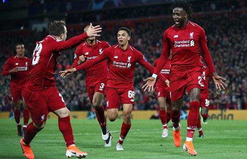 Liverpool của Jurgen Klopp là CLB Anh đầu tiên sau Man Utd thời Ferguson, thể hiện sự thống trị tại Champions League. Ảnh: AFP.