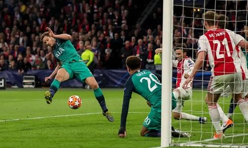 Tottenham tạo ra một màn ngược dòng khó tin khác ở vòng knock-out Champions League năm nay. Ảnh: AMA.