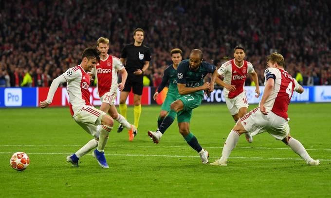 Khoảnh khắc nghẹt thở khi Tottenham vào chung kết Champions League