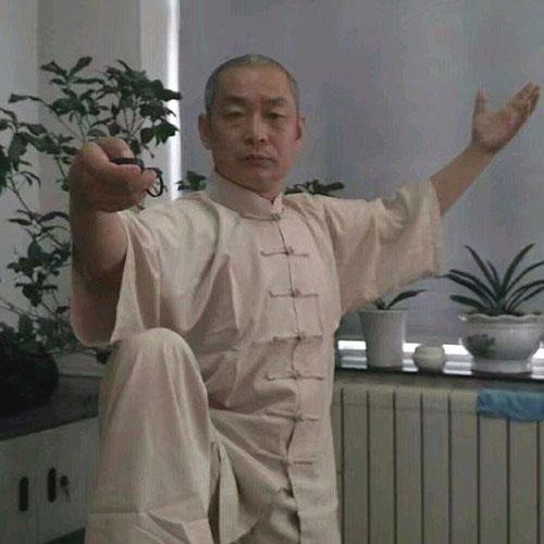 Võ sư Thái Cực, Trương Pháp Nghĩa.