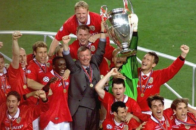 7 chức vô địch Ngoại hạng Anh được định đoạt ở vòng cuối