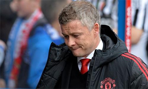 Tương lai của Solskjaer sẽ là dấu hỏi nếu Man Utd thua Cardiff ở vòng 38 Ngoại hạng Anh hôm nay (12/5). Ảnh: Reuters.