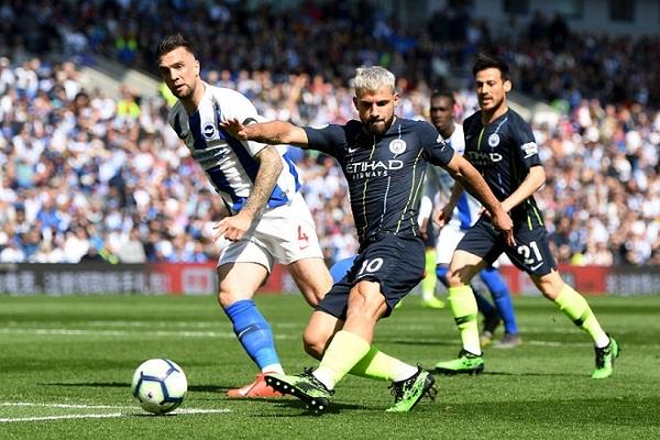 Bàn gỡ hòa chỉ hơn một phút sau khi thủng lưới giúp Man City lấy lại khí thế. Ảnh: Man City FC.