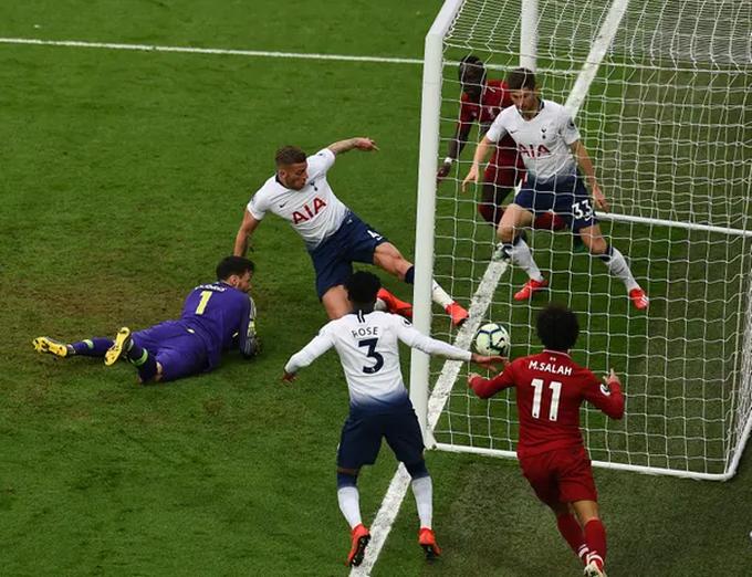 Những khoảnh khắc ấn tượng ở Ngoại hạng Anh 2018-2019