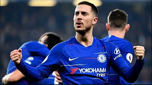 Chelsea sẽ tổn thất lớn khi trụ cộtlà Hazard ra đi trong khi không thể bổ sung lực lượng. Ảnh:Reuters.