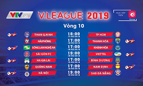 Quảng Ninh - TP HCM: Thử thách nơi đỉnh bảng V-League - 1