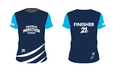 Trisport tài trợ áo đấu cho vận động viên VnExpress Marathon - ảnh 2