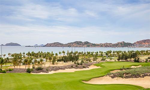 FLC Quy Nhơn Golf Links sẽ là sân đấu đăng cai giải chung kết năm của hệ thống VPG Tour.