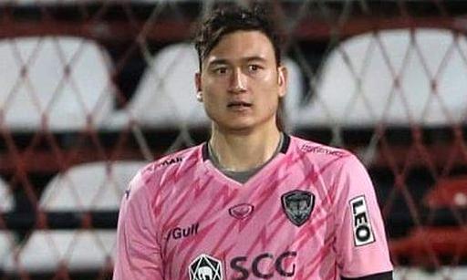 Văn Lâm lần thứ hai giữ sạch lưới ở Thai League