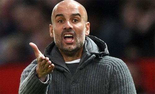Guardiola: 'Ăn ba là không đủ khi chưa có Champions League'