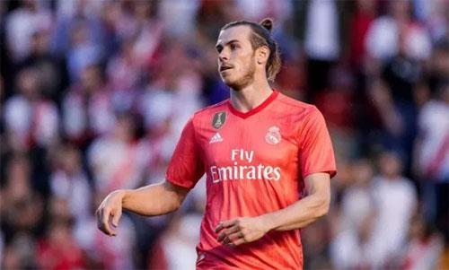 Bale từng ghi cú đúp trong trận chung kết Champions League 2018. Ảnh: Reuters