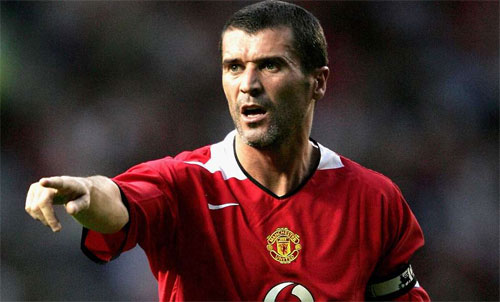 Man Utd đang thiếu một thủquân mạnh mẽ như Roy Keane. Ảnh: Reuters