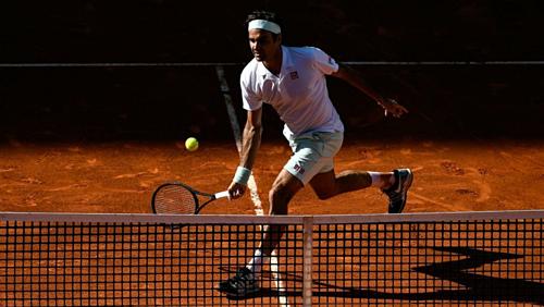 Federer xếp hạng hạt giống số 3 ở giải năm nay.