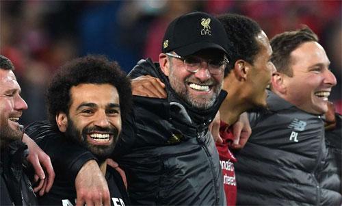 Liverpool có đủ hai yếu tố sức mạnh và kinh nghiệm để thắng chung kết năm nay. Ảnh: Reuters