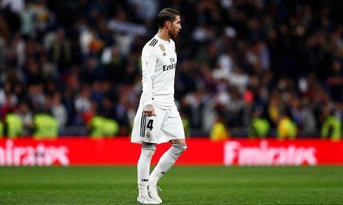 Ramos bị khước từ yêu cầu đến Trung Quốc thi đấu. Ảnh: Reuters.