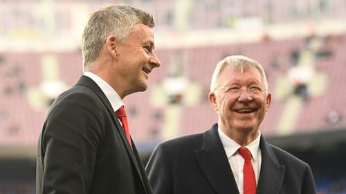 Ferguson muốn những cựu cầu thủ như Solskjaer có nhiều cơ hội tham gia vào quản lý Man Utd. Ảnh:Reuters.