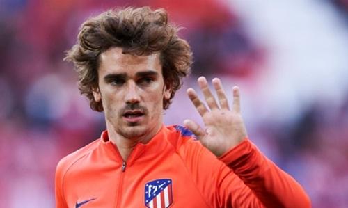 Griezmann rơi vào tình thế khó xử khi không được các cầu thủ Barca chào đón. Ảnh: AFP.