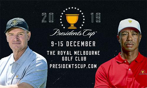 Là đội trưởng tại Presidents Cup, Woods quan tâm sát sao đến các golfer Mỹ trong mùa giải năm nay.