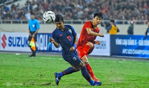 Việt Nam mới đánh bại Thái Lan 4-0 tại vòng loại U23 châu Á 2020 vào tháng Ba vừa qua.