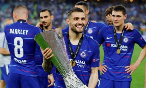Mateo Kovacic chứng minh được rằng, cầu thủ không xuất sắc cũng có thể giành thành công lớn. Ảnh: Reuters