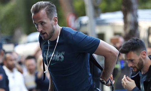 Kane đang hy vọng đủ sung sức để đá chính trận chung kết. Ảnh: Reuters