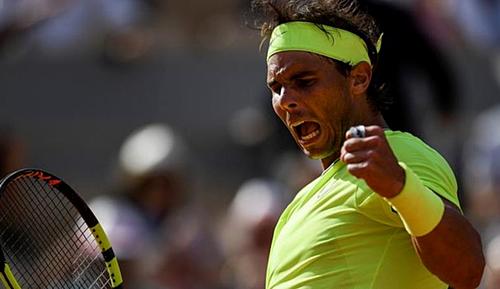 Nadal đang trên đường trở thành tay vợt đầu tiên 12 lần vô địch Roland Garros.